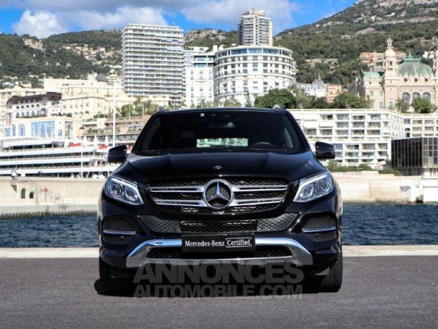 Mercedes GLE 350 d 258ch Executive 4Matic 9G-Tronic Noir Occasion - 1