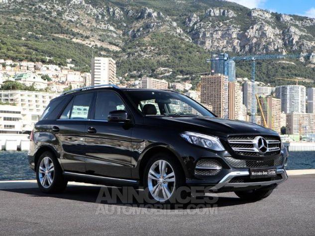 Mercedes GLE 350 d 258ch Executive 4Matic 9G-Tronic Noir Occasion - 2