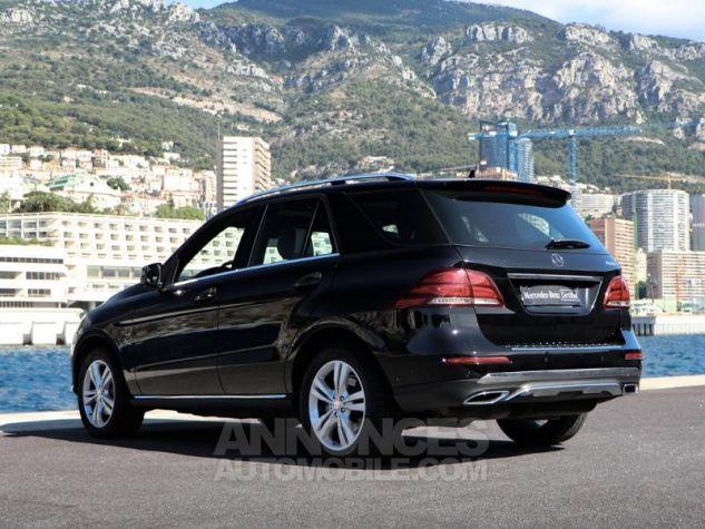 Mercedes GLE 350 d 258ch Executive 4Matic 9G-Tronic Noir Occasion - 8