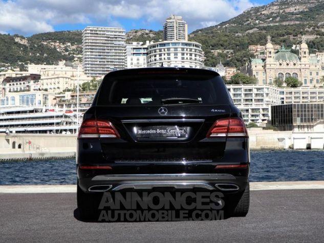 Mercedes GLE 350 d 258ch Executive 4Matic 9G-Tronic Noir Occasion - 9