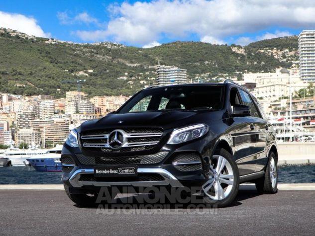 Mercedes GLE 350 d 258ch Executive 4Matic 9G-Tronic Noir Occasion - 11
