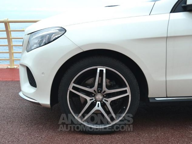 Mercedes GLE 350 d 258ch Fascination 4Matic 9G-Tronic Blanc Occasion - 6