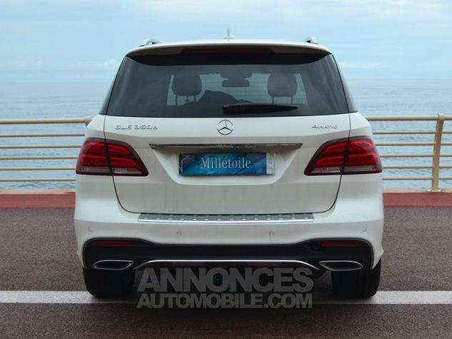 Mercedes GLE 350 d 258ch Fascination 4Matic 9G-Tronic Blanc Occasion - 9