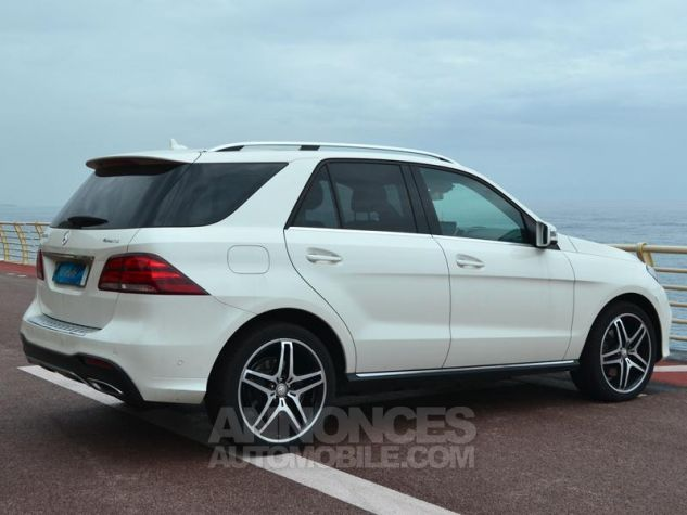 Mercedes GLE 350 d 258ch Fascination 4Matic 9G-Tronic Blanc Occasion - 10