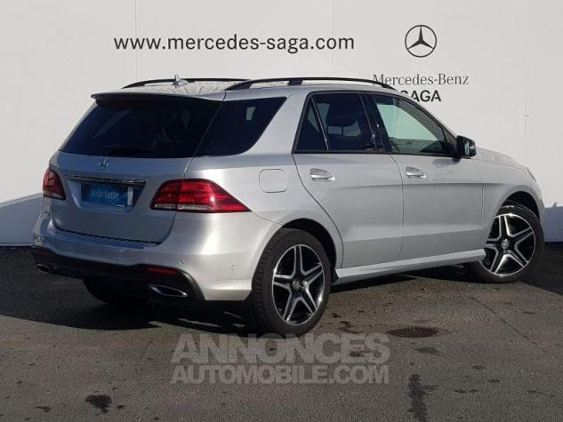 Mercedes GLE 350 d 258ch Fascination 4Matic 9G-Tronic Argent iridium Occasion - 1