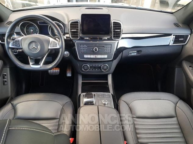 Mercedes GLE 350 d 258ch Fascination 4Matic 9G-Tronic Argent iridium Occasion - 2
