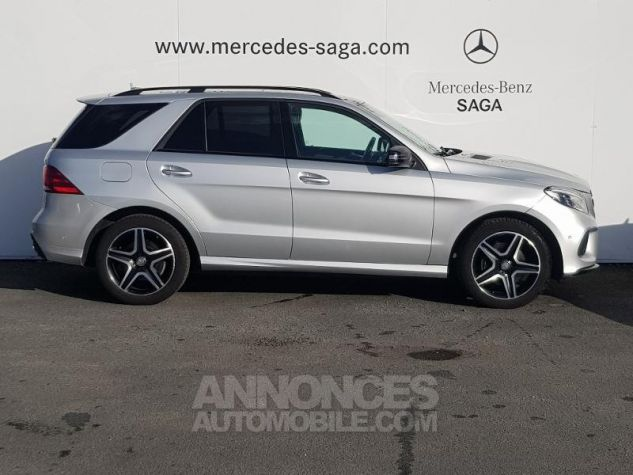 Mercedes GLE 350 d 258ch Fascination 4Matic 9G-Tronic Argent iridium Occasion - 7