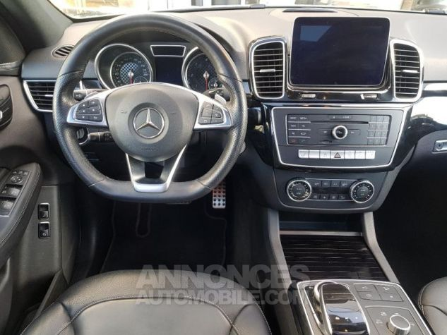 Mercedes GLE 350 d 258ch Fascination 4Matic 9G-Tronic Argent iridium Occasion - 8