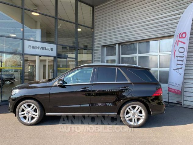 Mercedes GLE 350 d 258ch Fascination 4Matic 9G-Tronic Noir obsidienne Occasion - 2