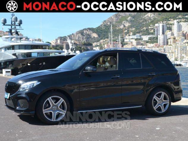 Mercedes GLE 350 d 258ch Fascination 4Matic 9G-Tronic Noir Métal Occasion - 0