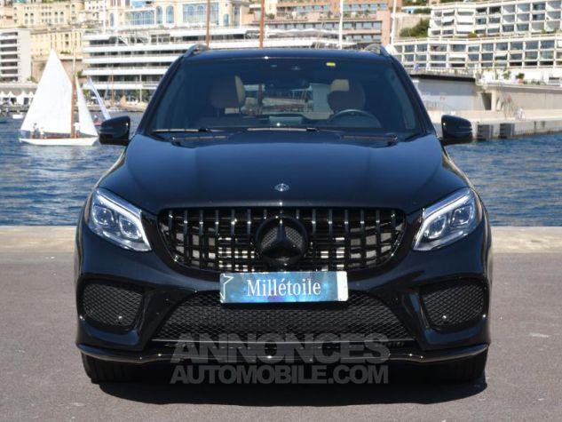 Mercedes GLE 350 d 258ch Fascination 4Matic 9G-Tronic Noir Métal Occasion - 1