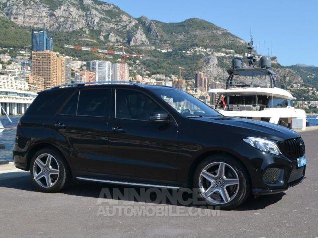 Mercedes GLE 350 d 258ch Fascination 4Matic 9G-Tronic Noir Métal Occasion - 2