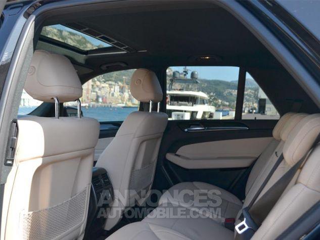 Mercedes GLE 350 d 258ch Fascination 4Matic 9G-Tronic Noir Métal Occasion - 5