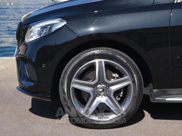 Mercedes GLE 350 d 258ch Fascination 4Matic 9G-Tronic Noir Métal Occasion - 6