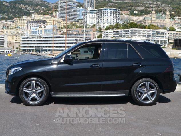 Mercedes GLE 350 d 258ch Fascination 4Matic 9G-Tronic Noir Métal Occasion - 7