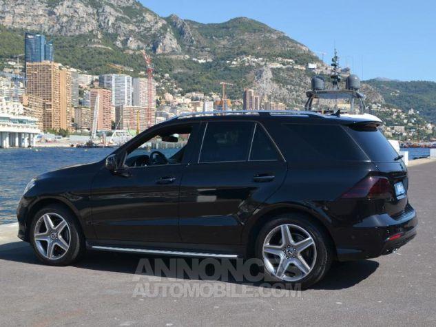 Mercedes GLE 350 d 258ch Fascination 4Matic 9G-Tronic Noir Métal Occasion - 8