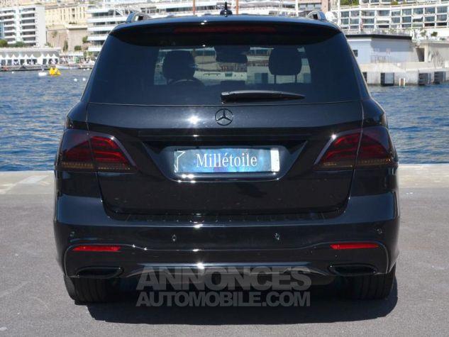 Mercedes GLE 350 d 258ch Fascination 4Matic 9G-Tronic Noir Métal Occasion - 9
