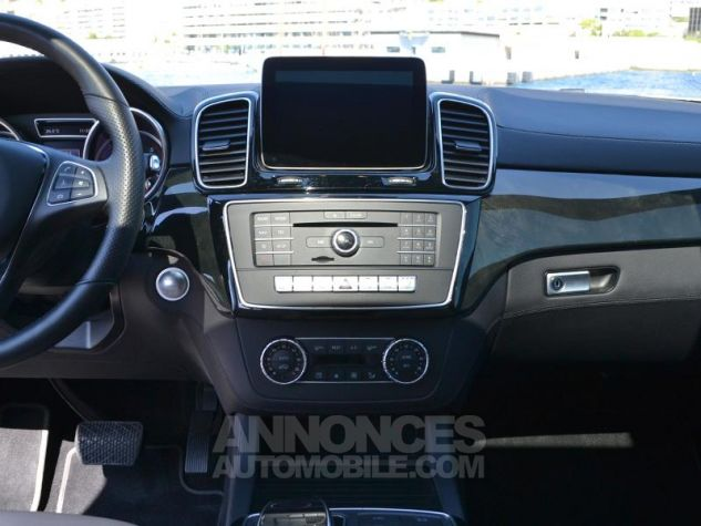 Mercedes GLE 350 d 258ch Fascination 4Matic 9G-Tronic Noir Métal Occasion - 11