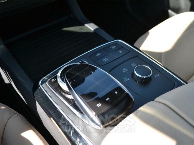 Mercedes GLE 350 d 258ch Fascination 4Matic 9G-Tronic Noir Métal Occasion - 15