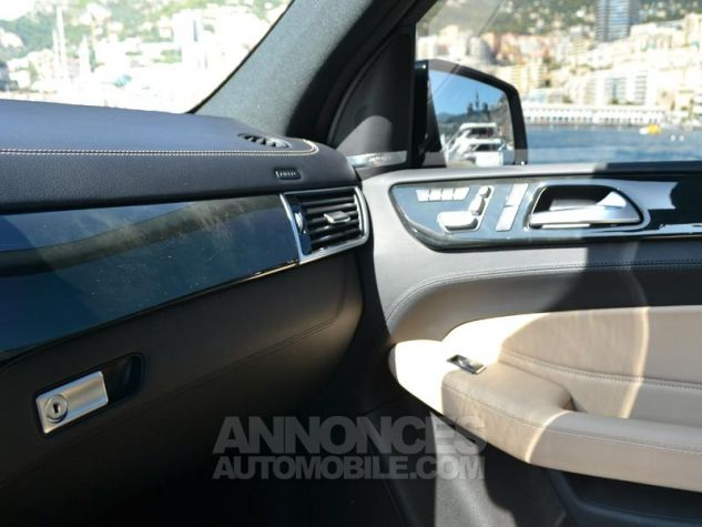 Mercedes GLE 350 d 258ch Fascination 4Matic 9G-Tronic Noir Métal Occasion - 18