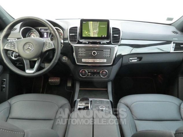 Mercedes GLE 350 d 258ch Fascination 4Matic 9G-Tronic BLANC DIAMANT Occasion - 2