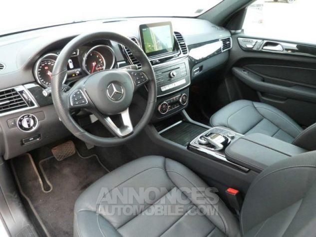 Mercedes GLE 350 d 258ch Fascination 4Matic 9G-Tronic BLANC DIAMANT Occasion - 3