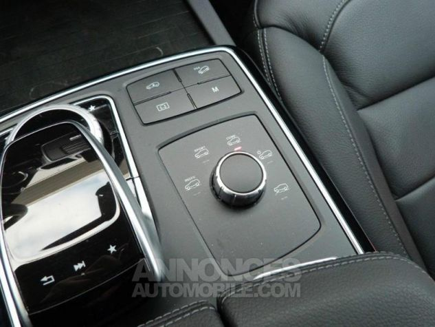 Mercedes GLE 350 d 258ch Fascination 4Matic 9G-Tronic BLANC DIAMANT Occasion - 10