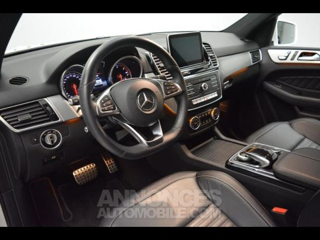 Mercedes GLE 350 d 258ch Sportline 4Matic 9G-Tronic blanc Occasion - 2