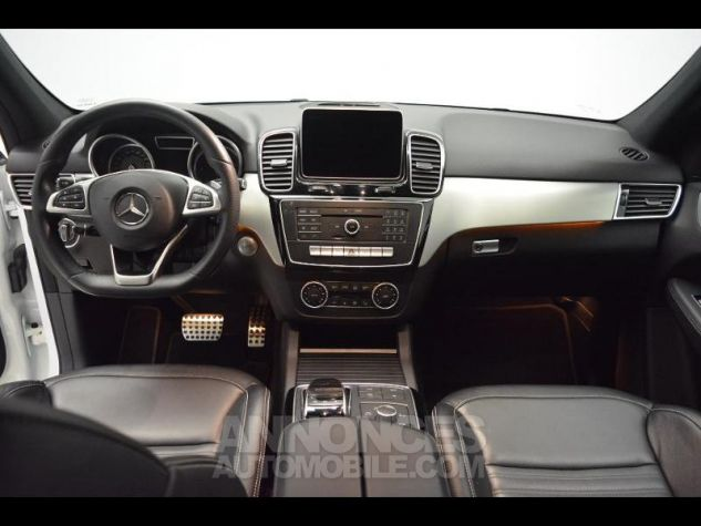 Mercedes GLE 350 d 258ch Sportline 4Matic 9G-Tronic blanc Occasion - 15