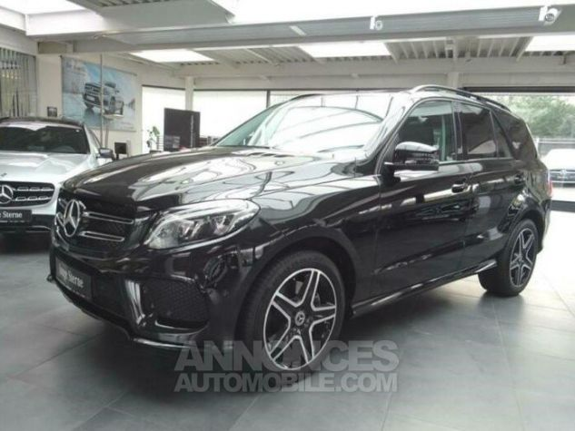 Mercedes GLE 400 AMG 4 Matic  Noir obsidien Occasion - 1