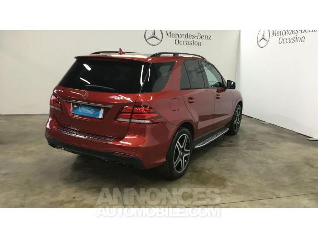 Mercedes GLE 43 AMG 367ch 4Matic 9G-Tronic Rouge Jacinthe Occasion - 2