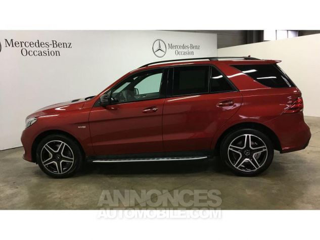 Mercedes GLE 43 AMG 367ch 4Matic 9G-Tronic Rouge Jacinthe Occasion - 5