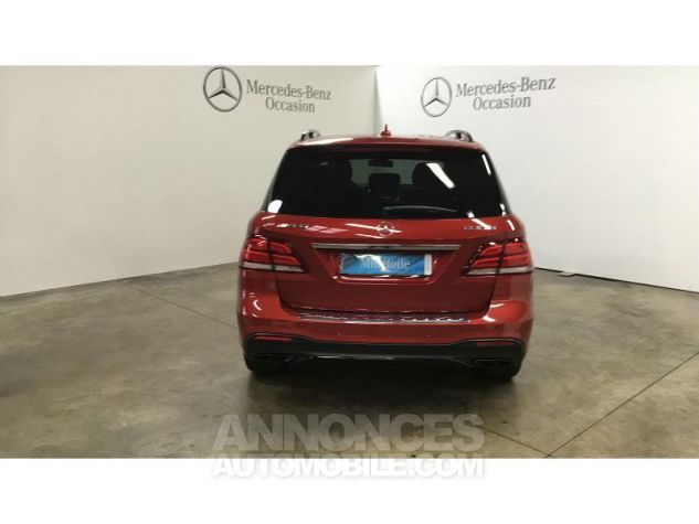 Mercedes GLE 43 AMG 367ch 4Matic 9G-Tronic Rouge Jacinthe Occasion - 6
