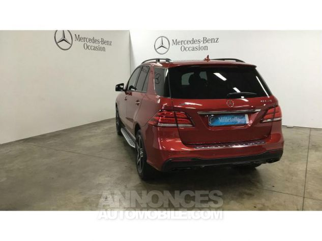 Mercedes GLE 43 AMG 367ch 4Matic 9G-Tronic Rouge Jacinthe Occasion - 12