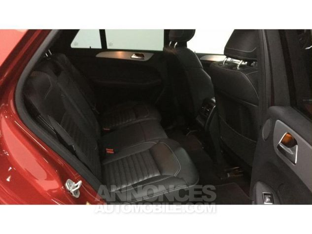 Mercedes GLE 43 AMG 367ch 4Matic 9G-Tronic Rouge Jacinthe Occasion - 18