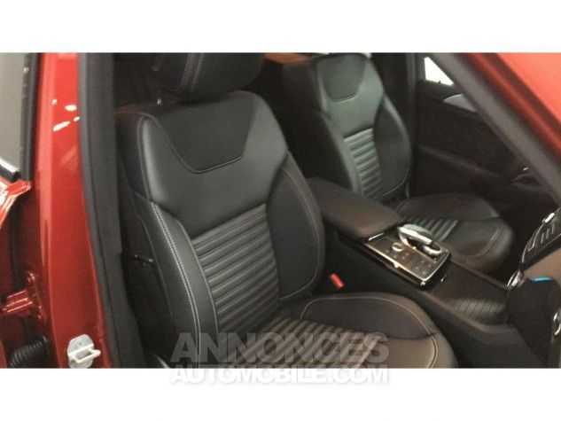 Mercedes GLE 43 AMG 367ch 4Matic 9G-Tronic Rouge Jacinthe Occasion - 19