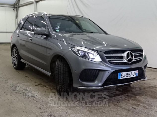 Mercedes GLE 500 E FASCINATION 4MATIC 7G-TRONIC PLUS GRIS Occasion - 0