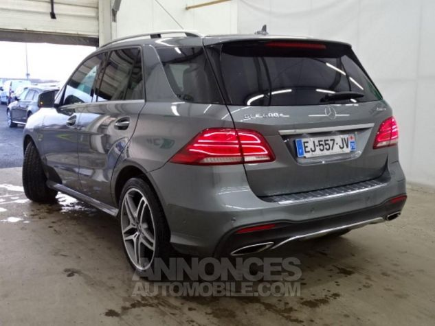 Mercedes GLE 500 E FASCINATION 4MATIC 7G-TRONIC PLUS GRIS Occasion - 1
