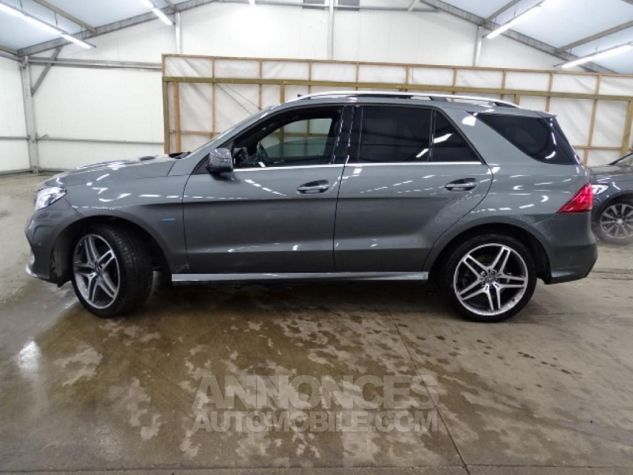 Mercedes GLE 500 E FASCINATION 4MATIC 7G-TRONIC PLUS GRIS Occasion - 2