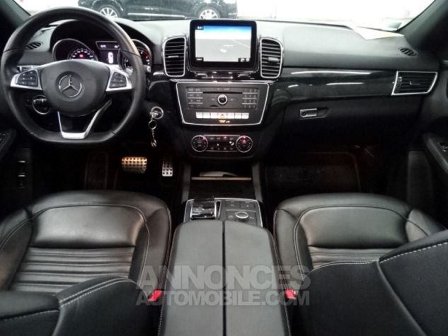 Mercedes GLE 500 E FASCINATION 4MATIC 7G-TRONIC PLUS GRIS Occasion - 3