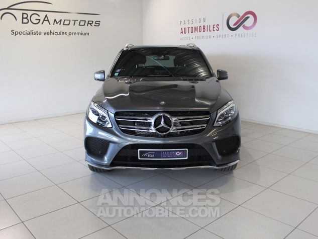 Mercedes GLE 500 E FASCINATION 4MATIC 7G-TRONIC PLUS GRIS Occasion - 14