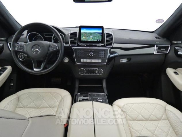 Mercedes GLE 500 e Fascination 4Matic 7G-Tronic Plus Argent Iridium Occasion - 2