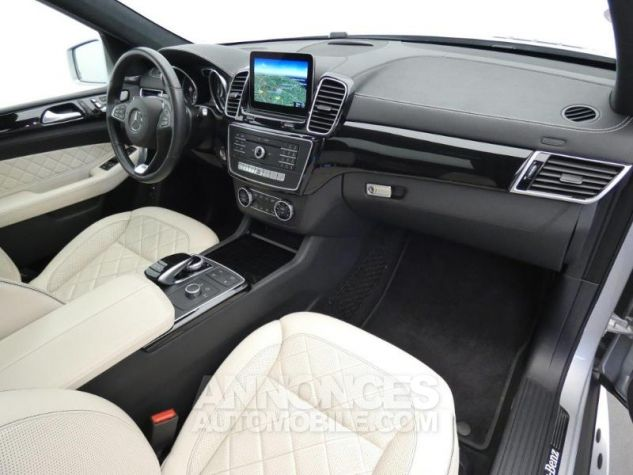 Mercedes GLE 500 e Fascination 4Matic 7G-Tronic Plus Argent Iridium Occasion - 4