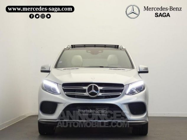 Mercedes GLE 500 e Fascination 4Matic 7G-Tronic Plus Argent Iridium Occasion - 5