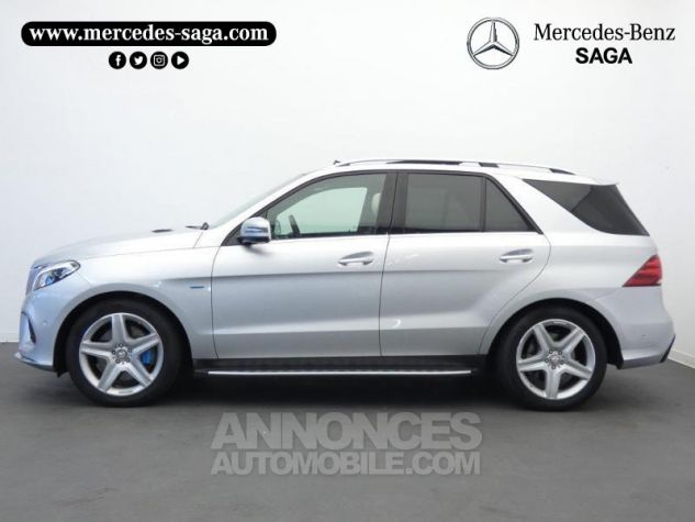 Mercedes GLE 500 e Fascination 4Matic 7G-Tronic Plus Argent Iridium Occasion - 6