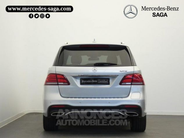 Mercedes GLE 500 e Fascination 4Matic 7G-Tronic Plus Argent Iridium Occasion - 7