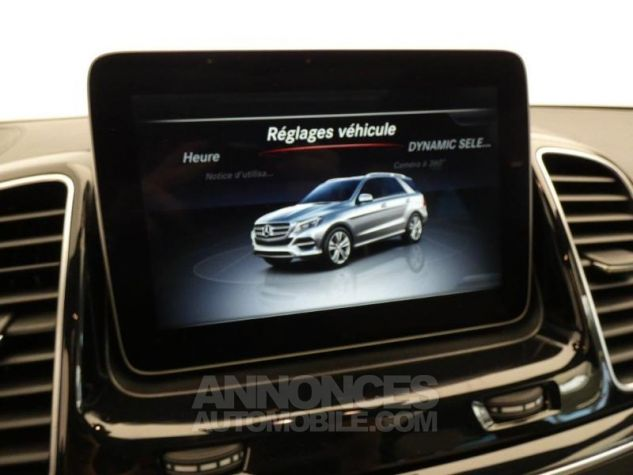 Mercedes GLE 500 e Fascination 4Matic 7G-Tronic Plus Argent Iridium Occasion - 12