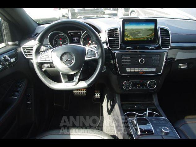 Mercedes GLE Coupé 350 d 258ch Fascination 4Matic 9G-Tronic BLEU CAVANSITE Occasion - 3