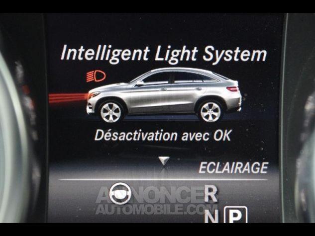 Mercedes GLE Coupé 350 d 258ch Fascination 4Matic 9G-Tronic BLEU CAVANSITE Occasion - 15