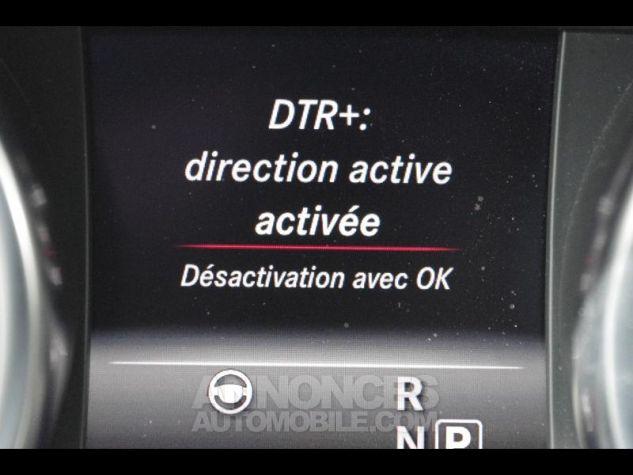 Mercedes GLE Coupé 350 d 258ch Fascination 4Matic 9G-Tronic BLEU CAVANSITE Occasion - 17